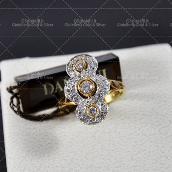 Anello Damiani diamanti...