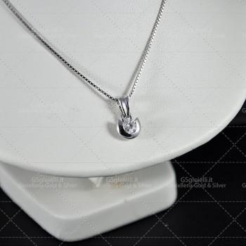Collana Damiani diamante...