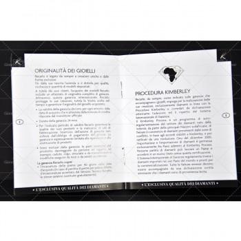 Anello Recarlo Solitario Anniversary R01So195/080Vs