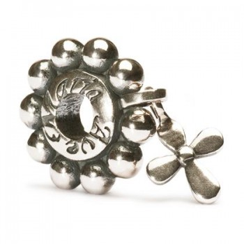 copy of Trollbeads farfalla